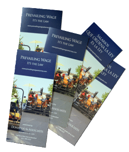 Prevailing Wage Attorney