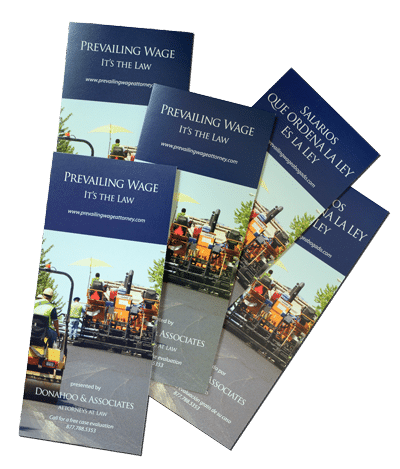 Prevailing Wage | Public Works Employees | Public Works