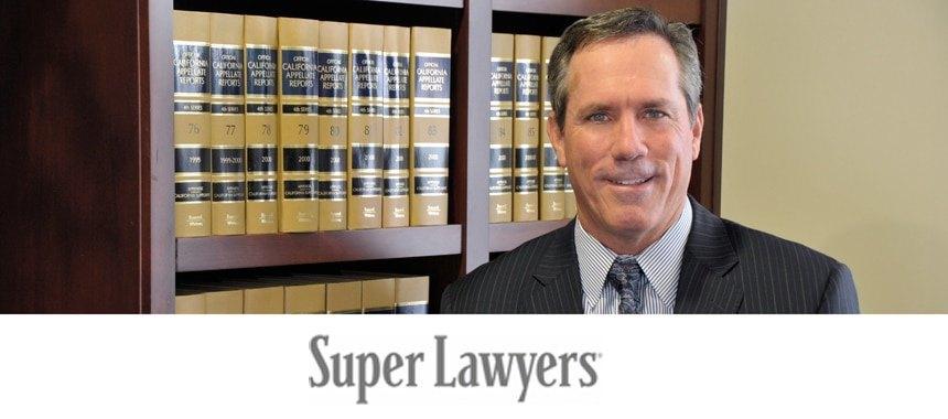 Richard E Donahoo Super Lawyer 2015