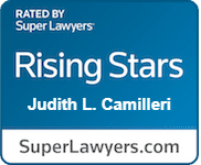 Judith Camilleri Named Rising Star by SuperLawyers